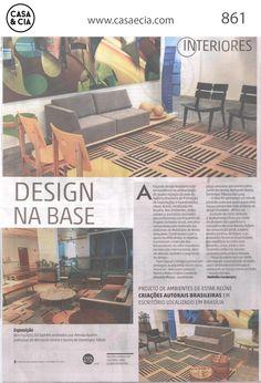 Matéria do caderno Casa & Cia edição 861, do jornal Zero Hora.