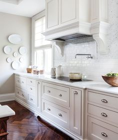 White Kitchen Hood golden boys and me | more diy mantel, mantels and hoods ideas