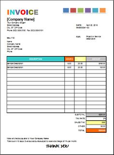 images about microsoft excel invoices on  house painting invoice at excelinvoicetemplatescomhouse