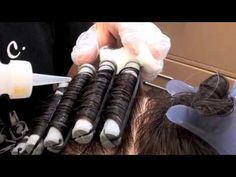 FREE STATE BOARD PROCEDURE DEMONSTRATION FOR CHEMICAL WAVING , CLASS, TRAINING, REVIEW FOR BEAUTY SCHOOL STUDENTS of how TO PASS THE STATE BOARD EXAM AND GET COSMETOLOGY  LICENSE. COLD WAVE; PERMANENT WAVE HAS TO BE DONE ON A REAL CLIENT. FOR DEMONSTRATION PURPOSES IT IS DONE ON A DOLL HEAD. Check out the 9 section demo for perm at    http://www...