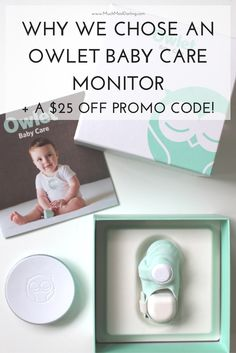 Because of my regret over not choosing a better monitor for the newborn period, I made it my biggest goal to find the best baby monitor for this rainbow baby that I could. One that would allow for heart rate monitoring, oxygen monitoring, and give me a little peace of mind to leave the room where baby is sleeping. One that would allow me to relax and breathe while baby Bear sleeps, and maybe even get some rest myself. See why we chose Owlet Baby Care Monitor and why its the best baby monitor!