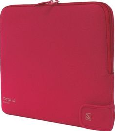 "Tucano Second Skin Charge Up Apple MacBook Air/Pro 13"" Red - via eBags.com!"