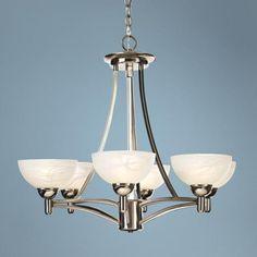 Kathy Ireland Deco Scale Chandelier 17429 Lampsplus Dining Room Lighting