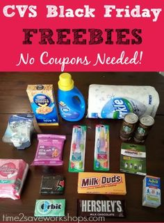 CVS Black Friday Freebies – No Coupons Needed!
