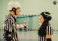 Duel D'Officials Roller Derby by Olivier Vax by OlivierVax