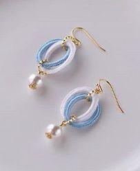 Crochet Jewelry Patterns, Crochet Earrings Pattern, Crochet Bracelet, Crochet Accessories, Tatting Earrings, Tatting Jewelry, Bead Earrings, Beaded Jewelry, Earrings Handmade