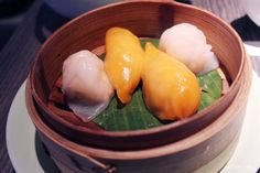 London: Dim Sum at Yauatcha - Soho - London Blog | Mitzie Mee