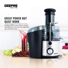 Geepas Full-Fruit Juicer | Wayfair.co.uk Fruit Juicer, Citrus Juicer, Juice Dispenser, Canned Juice, Manual Juicer, Smoothie Makers, Juice Extractor, Red Dot Design, Catering Equipment