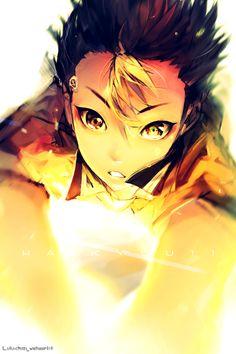haikyuu, nishinoya, and anime Haikyuu Nishinoya, Manga Haikyuu, Kagehina, Anime Yugioh, Anime K, Anime Pokemon, Anime Plus, I Love Anime, Awesome Anime