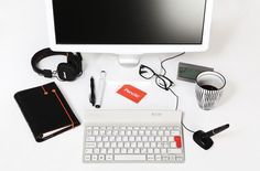 Penclic keyboard and mouse