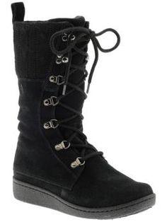 Warm, waterproof winter boots that aren't hideous? Wow! $125