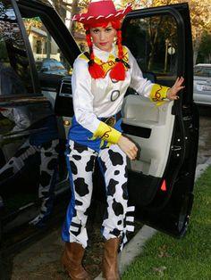 Jessie Costume Toy Story   A Last Minute Jessie Costume Sc 1 St ... bd469274da7