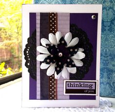 Thinking Of You Card- CWJ2