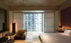 Hoshinoya, Japan Zen Interiors, Japanese Modern, Japanese Style, Japanese Interior Design, Tokyo Hotels, Hospitality Design, Home Bedroom, Modern Luxury, Living Spaces