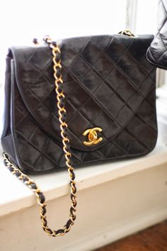 ed4a950fac46 My Chanel Secret... Rice and Beans Vintage - Dallas Shaw Vintage Chanel Bag