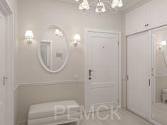 Дизайн и ремонт квартиры в классическом стиле фото, Москва | РЕМСК