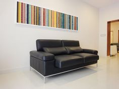 Karlsson | Lynx Leather Sofas In Bangalore