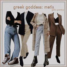 Aesthetic Fashion, Look Fashion, Aesthetic Clothes, Teen Fashion, Korean Fashion, Fashion Outfits, Womens Fashion, Teenage Outfits, Retro Outfits