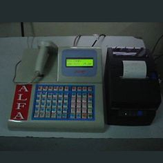 A Billing Printer stores data on items sold & bill amount. These are manufactured using quality material and generate day's, months, year sale report and item sold report.