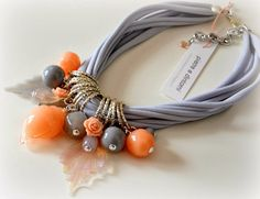 pietre e dintorni: primavera 2014...necklace idea