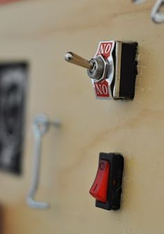 switches -  LOVE, LOVE, LOVE THIS!!!  I've wanted one forever!  Maybe I'll try making my own this summer!!