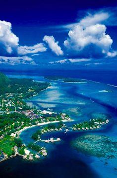 Papeete, Tahiti • French Polynesia  • South Pacific Ocean