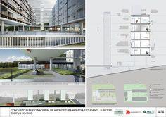 Galeria de Proposta finalista do concurso para a Moradia Estudantil da Unifesp Osasco / Albuquerque + Schatzmann arquitetos + Diego Tamanini + Felipe Finger - 24