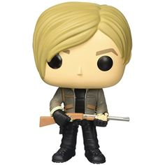 Funko POP Games: Resident Evil-Leon Kennedy Action Figure ** To view further for this item, visit the image link. (This is an affiliate link) #ActionFiguresStatues