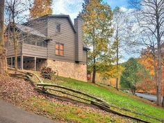 Pet Friendly Cabins, Smoky Mountains Cabins, Honey Bear, Pigeon Forge, Rental Property, Washer And Dryer, Country, House Styles, Rural Area