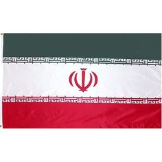 Iran Flag Polyester 3 ft. x 5 ft. by Flags Unlimited. $6.20. Save 69%!