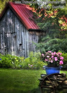 Country Scene~Litchfield County Charm | © Thomas Schoeller H… | Flickr