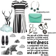 """Quoting one of Dr.seuss' best"" by liron-levy on Polyvore more Vegan Fashion on:  gonewiththemink.wordpress.com"