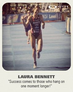 Laura Bennett may have placed 17th in at the 2012 Olympics in London, but she currently remains the highest-ranked American triathlete in the women's Dextro Energy Triathlon ITU World Championship Series Rankings