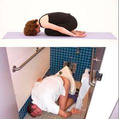 Top 10: Yoga para ebrios