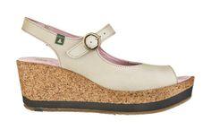 N590-c Crust Leather Semilla-acai / Anura - Woman Shoes - Online Shop - El Naturalista