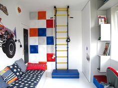 Aranżacja pokoju dla chłopca. Pomysł na urządzenie pokoju dla dwójki rodzeństwa [ZDJĘCIA] Kids Room, Ikea, Home Appliances, Interior Design, Home Decor, Google, House Appliances, Nest Design, Room Kids