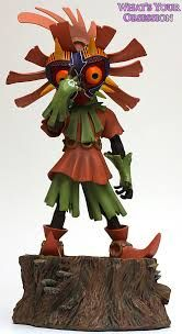 skull kid majora's mask - Google Search