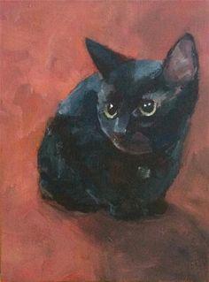 "Daily Paintworks - ""Olive No. 7"" - Original Fine Art for Sale - © Shannon Bauer"