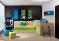 Various Ideas for All Children Bedroom Decors