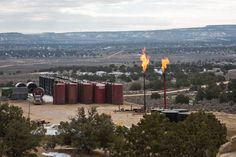 Fracking Boom Expands Near Chaco Canyon, Threatens Navajo Ancestral Lands and People
