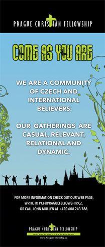 Prague Christian Fellowship > Home