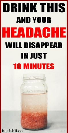 Drink This Water And Your Headache Will Go Away In Just 10 Minutes. (natural And Effective Method) Drink This Water And Your Headache Will Go Away In Just 10 Minutes. (natural And Effective Method) Bebidas Detox, Have Fun, Smoothies, Medical, Invitations, Weight Loss, Lose Weight, Spa, How To Make
