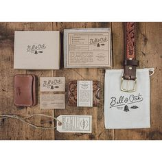 Great photo of the packaging by @twoarmsinc. So blessed to have great people involved with the brand. #bellandoak #denton #texas #leathergoo...