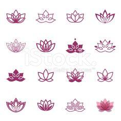 Vector floral labels for Wellness industry – abdulaziz alzahrani Lotus symbol icons. Vector floral labels for Wellness industry Vector Lotus labels for Wellness industry royalty-free stock vector art Mini Tattoos, Trendy Tattoos, Body Art Tattoos, Tattoos For Women, Cool Tattoos, Sleeve Tattoos, Buddha Tattoos, Awesome Tattoos, Lotusblume Tattoo