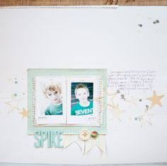 Marcy Penner--cute idea side by side pictures