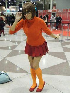 Velma | Diy Halloween Costume Ideas