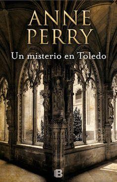 CRUCE DE CABLES: Un misterio en Toledo/ Anne Perry