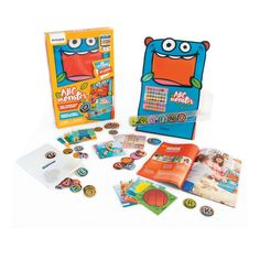 Get a jumpstart with early childhood learning with alphabet and numbers with alphabet games, lacing skills, learning games, counting games, and letter games. Letter Games, Alphabet Games, Abc Games, Alphabet And Numbers, Activity Games, Lego Board Game, Sorry Board Game, Board Games, Balderdash Board Game