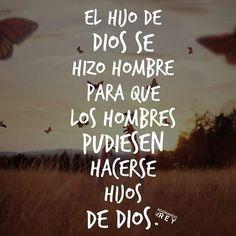 Simplemente maravilloso! Jesús! Toma de su plenitud, llenate de su gracia y compartila con el que esta en necesidad. Hermanate con el pueblo #  simbiosis # unidad # paz # gozo #  gracia sobre gracia #  Juan 1:1-5, 9-14,16.