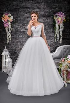 Stunning selection of exclusive wedding gowns at The Bridal House. Wedding Gowns, Ball Gowns, Romantic, Bridal, Lace, Long Sleeve, Collection, Nature, Fashion